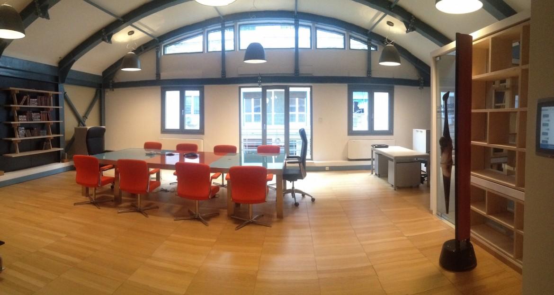 Γραφεία της Redeplan